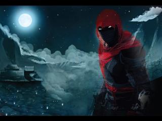 Великий повелитель теней, укротитель драконов, дух мщения Aragami