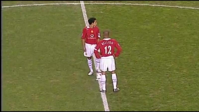 Обзор сезона Манчестер Юнайтед 2004\2005