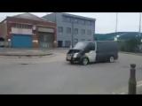 #Niisan #RB30 powered #Ford #transit
