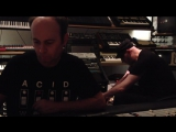Hardfloor в студии