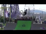 Чемпионат России по BMX фристайлу  Квалификация парк