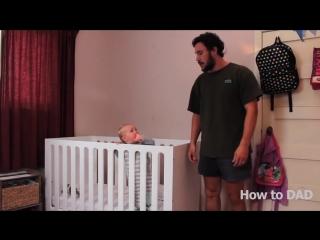 Как легко уложить ребенка спать