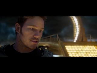 Международный трейлер #2 фильма «Стражи Галактики. Часть 2» (2017) | Дублированный