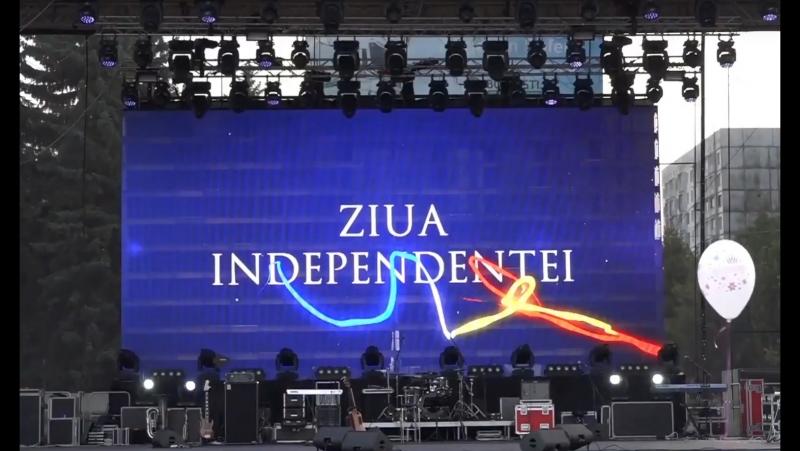 Часть 2. LIVE! Грандиозный концерт в Бельцах в честь Дня независимости. Ирина Круг, София Ротару и Fly Project