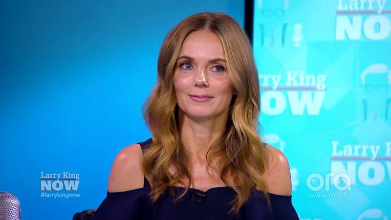 Geri Halliwell talks leaving Spice Girls, still stands by her decision _ Larry K.TV