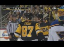 Schenns gaffe leads to quick goals by Crosby and Sheary