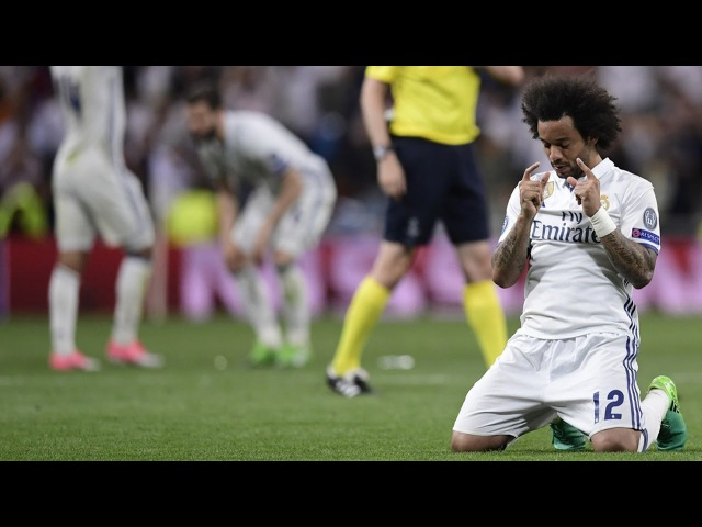 Marcelo vs Bayern Munich 16-17 HD 1080i (18042017) - English Commentary