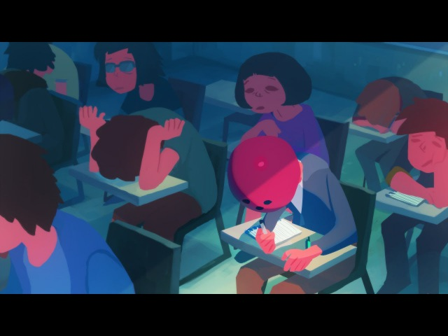 Afternoon Class - Animation Short Film (2014)