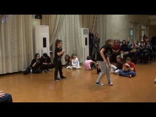 G-UNIT DANCE FAMILY | GORILLA BATTLE 2017 | Убийца Гангстеров vs. Gangsta QWEEN(WIN)