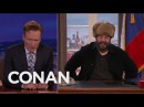 Conan Investigates The Mysterious Deaths Of Russian Diplomats  - CONAN on TBS
