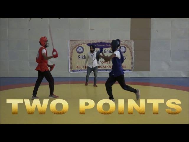 Gatka Training Rules - Single Soti Farri-Soti by NGAI