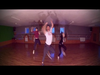 Hip hop choreo by Andriy    Мот – Капкан (NzN cover)    group beginners
