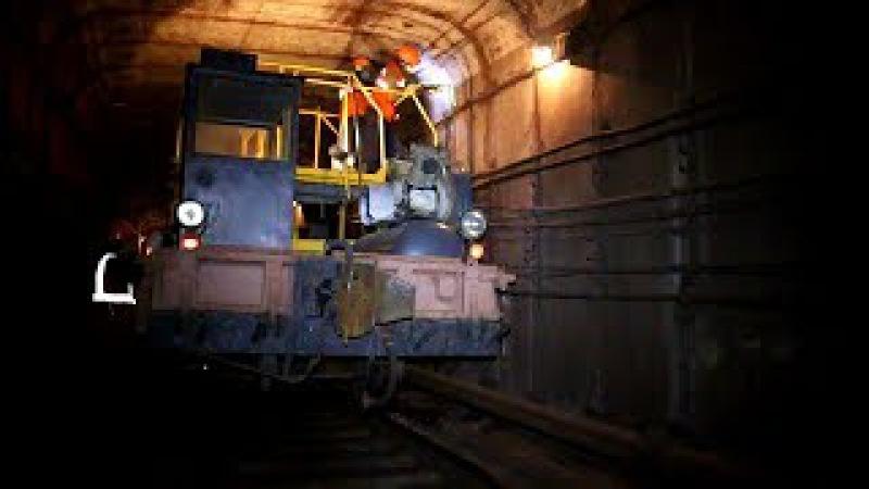 Что происходит ночью в тоннелях харьковского метро