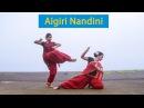 Classical Dance Choreography - Aigiri Nandini I AR Rahman | Chaturbhujam I SDA