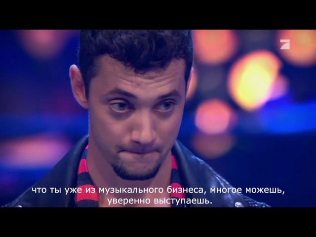 Stas Shurins vs. Vincenzo Can't Stop The Feeling (cover Justin Timberlake) © Pro7/Sat1