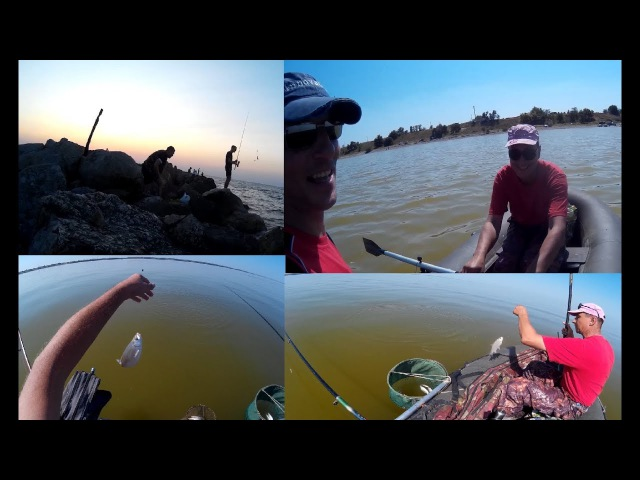 Ейский лиман рыбалка, Ейская коса ночная рыбалка на тарань.