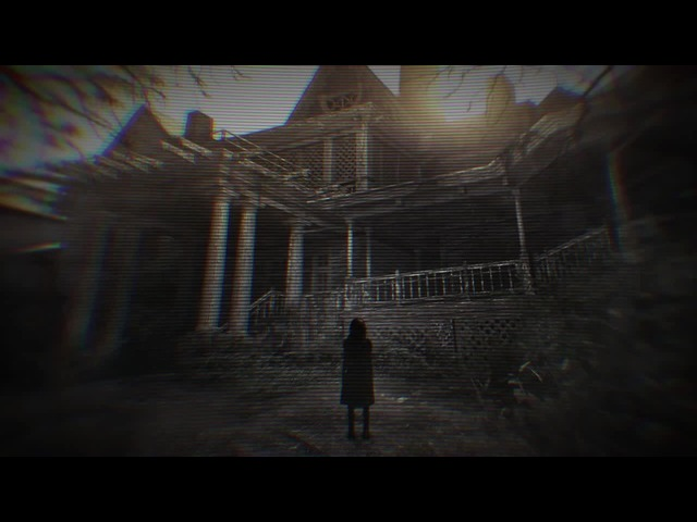 RESIDENT EVIL VII WITCH HOUSE