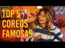 Karol Sevilla I Top 5 Coreos Famosas I 5CoreosFamosas