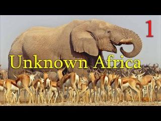 BBC: Неизвестная Африка: Ангола / 1 серия