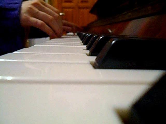 Катя Федукина — Plus que ma propre vie (Carter Burwell Piano Cover)