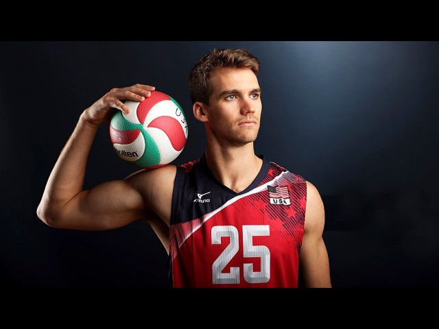 TOP 10 Crazy Volleyball Actions by Dan McDonnell | USA Volleyball | World League 2017