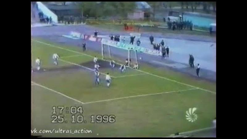 33-й тур. Крылья Советов 1-0 Зенит