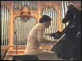 Полина Осетинская играет Грига - часть 1