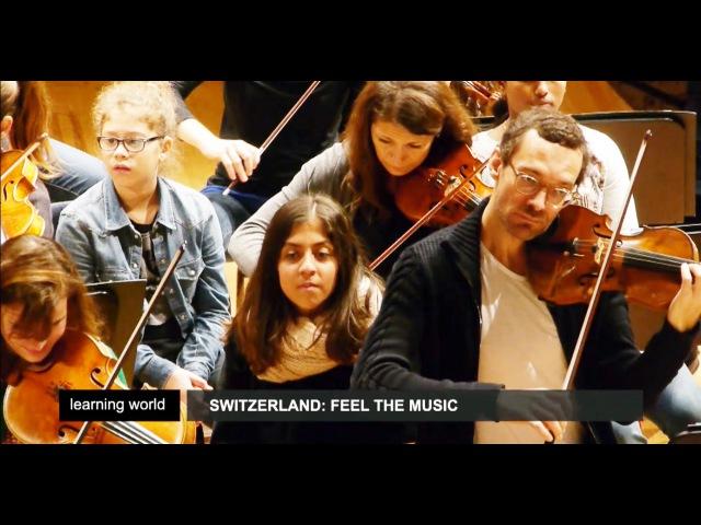 Feel the music Deaf children sense sounds in Switzerland (Learning World S5E20, 33)