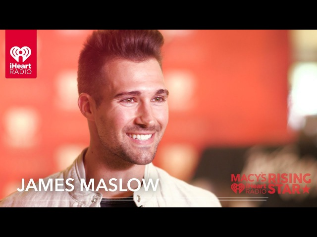 James Maslow Macy's Rising Star Top Five