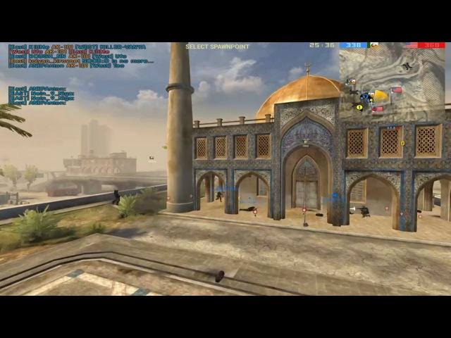 Фанвар March Madness 2k17 Battlefield 2