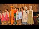 Детские песни (поют студенты эстрадного отделения)