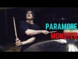 Paramore - Monster Matt McGuire Drum Cover