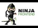 Ninja Frontend - занятие 15 Уроки создания сайтов с нуля Курсы HTML/CSS Верстка сайтов