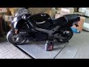 МОТОБАЗА. Отправка клиенту в г. Тула мотоцикл KAWASAKI ZX 9 R. MOTOBAZA