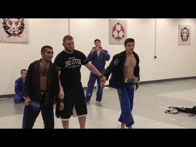 Юлдашбаев vs Арутюнян blue belts open weight