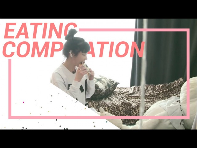 PARK BOM EATING COMPILATION (ROOMMATE) HD/ENG SUB