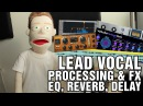 2) How To Mix Vocals Compression, EQ, Reverb, Delay Ableton Tutorial