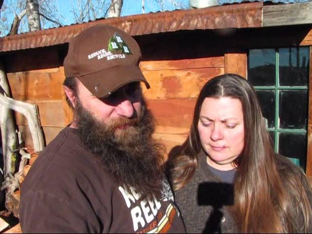 Homeless Idaho Hillbilly Homestead Just a Check'N and Early Merry Christmas Wishes