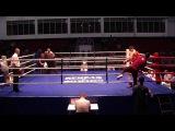Шорух Огоназаров (Узбекистан) vs Руслан Мбазиира (Макеевка-Донецк) 69кг