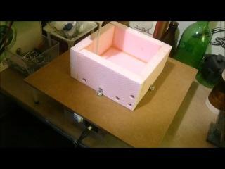 BUBBLE FREE for CNC - vibration table