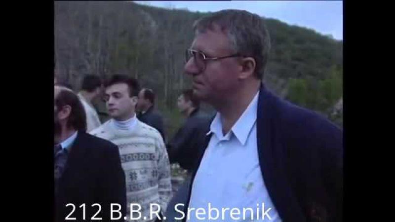 Sarajevo 1995 Seselj Nikolić Vučić