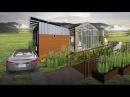 Дом будущего со своими источниками энергии и ресурсами