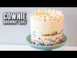 ( https://vk.com/lakomkavk) COWNIE | Brownie Cake - Topless Baker