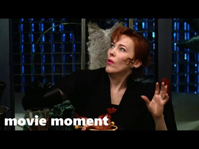 Битлджус (1988) - Веселый ужин (5/11) | movie moment