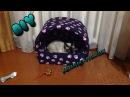 DIY Домик для собаки и кошки^^
