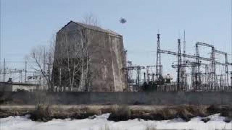 НЛО гор. Новосибирск, ул. Большая, 2017 год