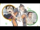 Yu Nishinoya x Asahi Azumane (Haikyuu) Let Me Know