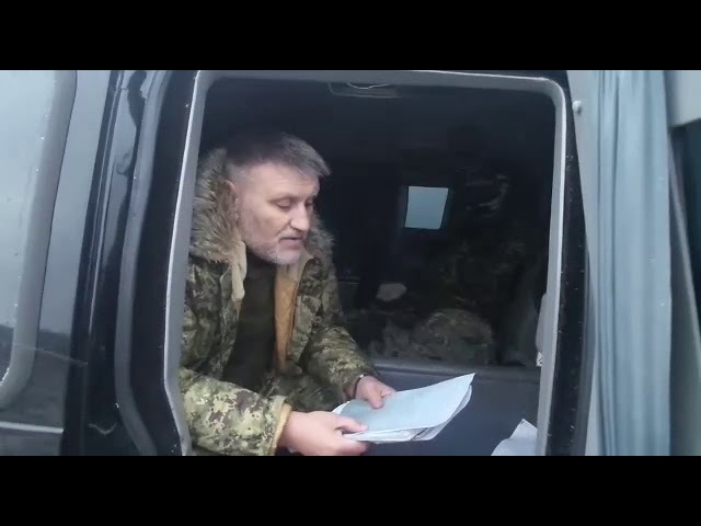 Обращение командира подразделения Рим