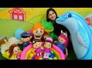 Lili okula başlıyor 🏫, okul çantasını hazırlıyoruz 🎒. Eğitici çocukoyunları ve kız oyuncakları!