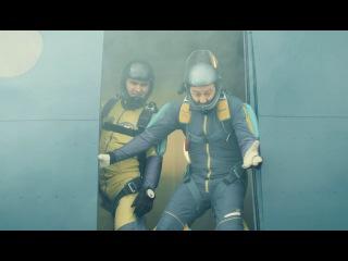 Универ: Прыжок с парашютом из сериала Универ. Новая общага смотреть бесплатно ви...